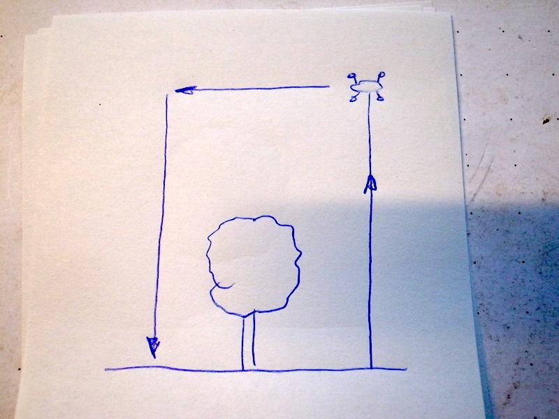 Comment faire passer un fil par dessus un arbre de 20m  depuis le sol? - Page 2 R0169613