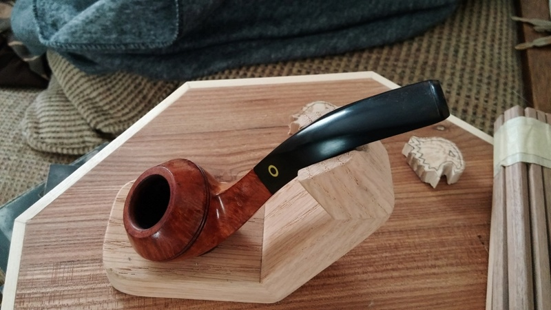 Another octogon box, a refurb and a new pipe 11031610