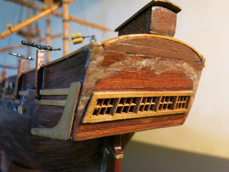 HMAV Bounty 1783 (Del Prado 1/48°) de captain Troy - Page 11 01710
