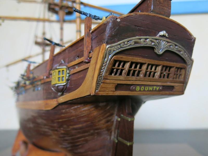 HMAV Bounty 1783 (Del Prado 1/48°) de captain Troy - Page 11 Bdc_0310