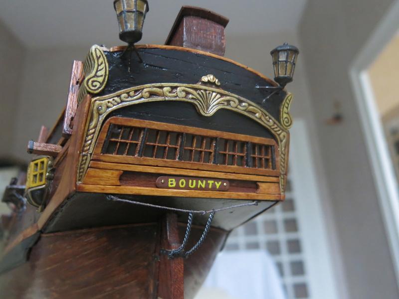 HMAV Bounty 1783 (Del Prado 1/48°) de captain Troy - Page 11 Img_4910