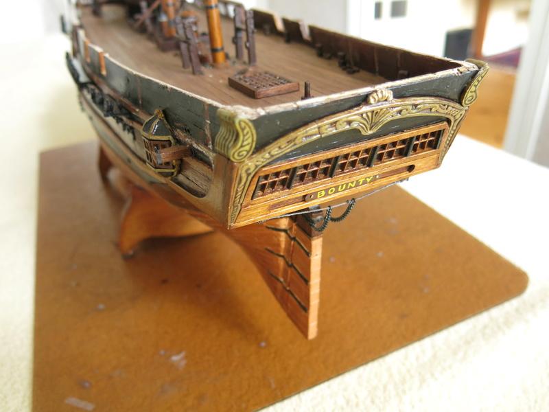 HMAV Bounty 1783 (Del Prado 1/48°) de captain Troy - Page 11 Img_6210