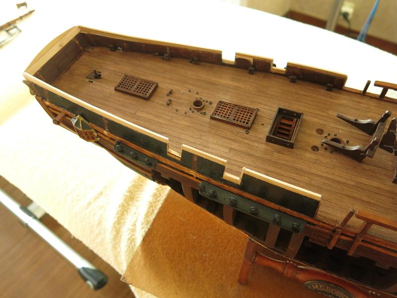 HMAV Bounty 1783 (Del Prado 1/48°) de captain Troy - Page 11 Img_6214