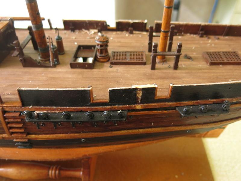 HMAV Bounty 1783 (Del Prado 1/48°) de captain Troy - Page 11 Img_6215