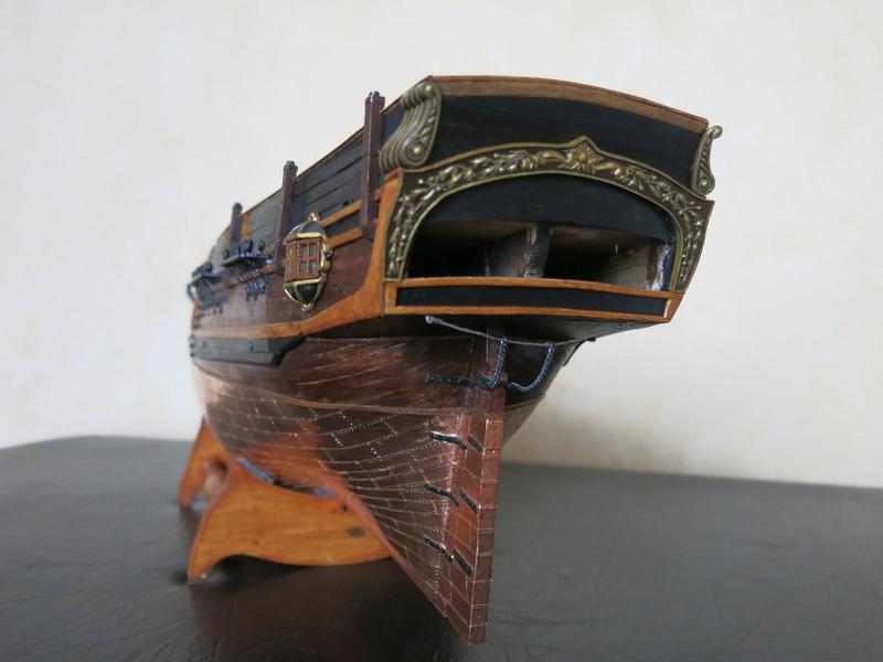 HMAV Bounty 1783 (Del Prado 1/48°) de captain Troy - Page 11 Img_6920