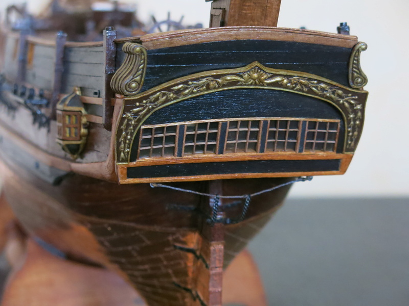 HMAV Bounty 1783 (Del Prado 1/48°) de captain Troy - Page 11 Img_6921