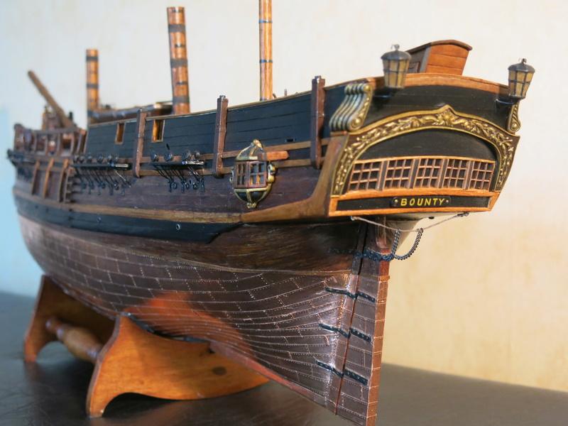 HMAV Bounty 1783 (Del Prado 1/48°) de captain Troy - Page 11 Img_6922
