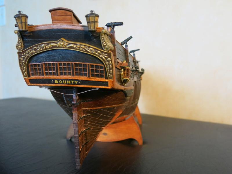 HMAV Bounty 1783 (Del Prado 1/48°) de captain Troy - Page 11 Img_6923