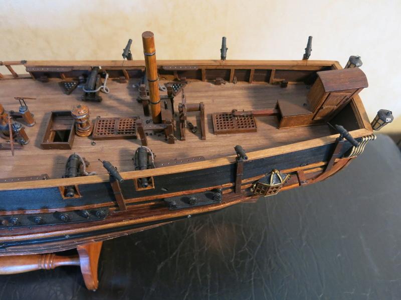 HMAV Bounty 1783 (Del Prado 1/48°) de captain Troy - Page 11 Img_6924