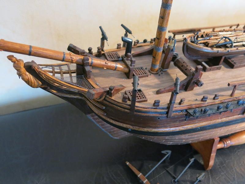 HMAV Bounty 1783 (Del Prado 1/48°) de captain Troy - Page 11 Img_6925