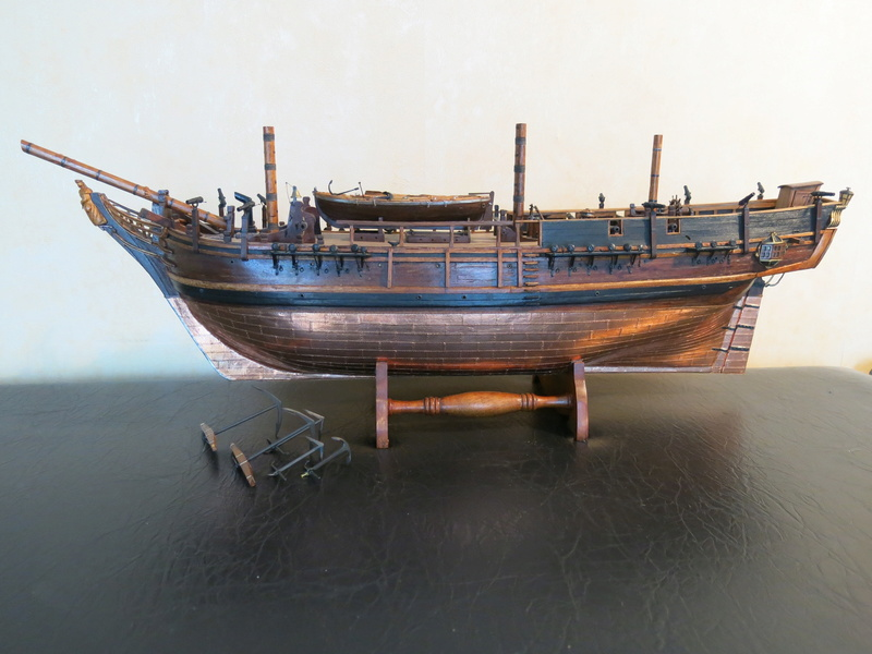HMAV Bounty 1783 (Del Prado 1/48°) de captain Troy - Page 11 Img_6926