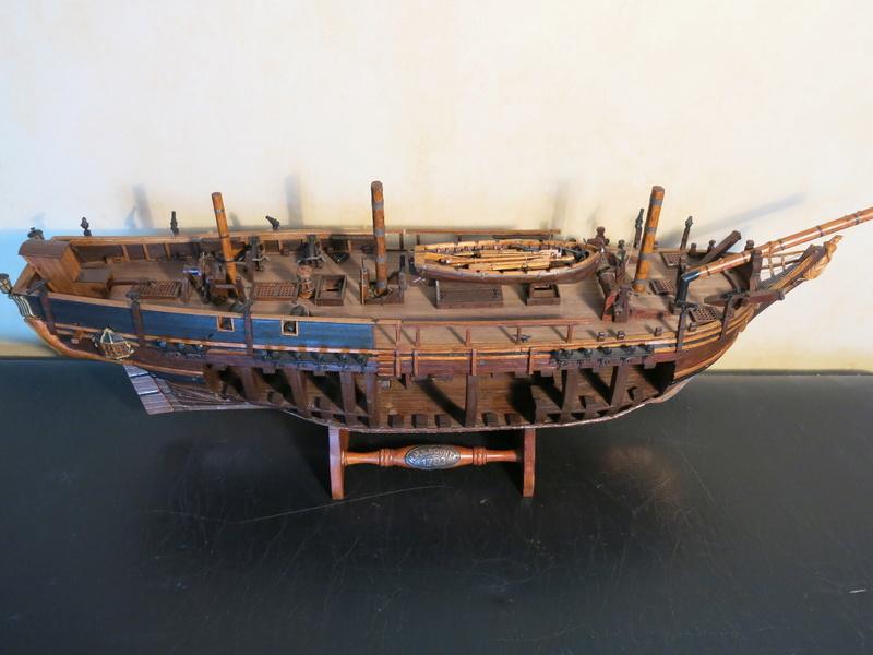 HMAV Bounty 1783 (Del Prado 1/48°) de captain Troy - Page 11 Img_6929