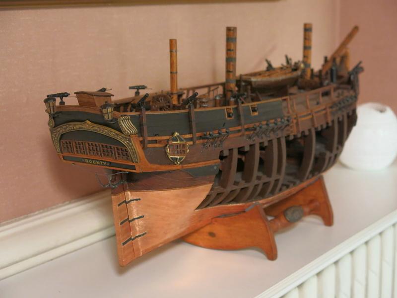 HMAV Bounty 1783 (Del Prado 1/48°) de captain Troy - Page 11 Img_6932