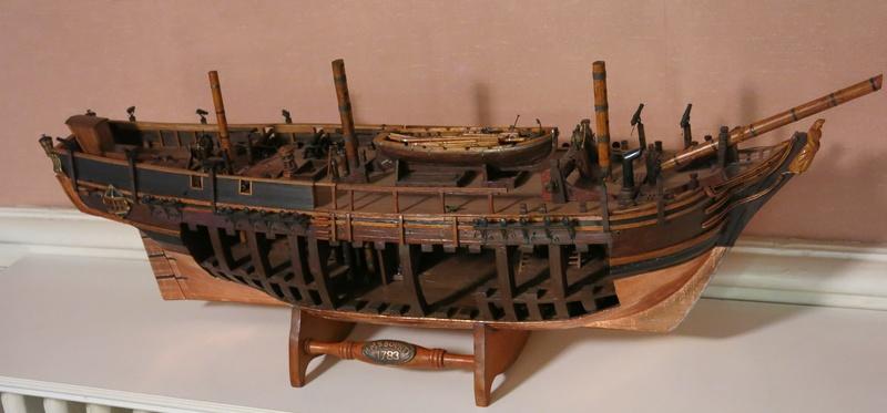 HMAV Bounty 1783 (Del Prado 1/48°) de captain Troy - Page 11 Img_6933