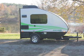 Aliner Introduces Ascape Travel Trailer 14798311