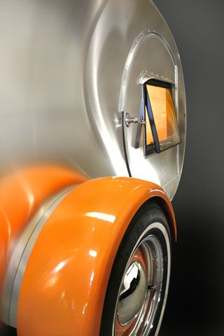Delightfully unique with a modern twist - this trailer has something special hidden inside (Orange Pop Model) 24c74f10