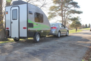 Aliner Introduces Ascape Travel Trailer Ascape15