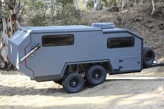 5 Small Camper Trailers For Awesome Off-Road Vacations Bruder10