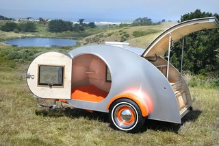 Delightfully unique with a modern twist - this trailer has something special hidden inside (Orange Pop Model) D54b5410