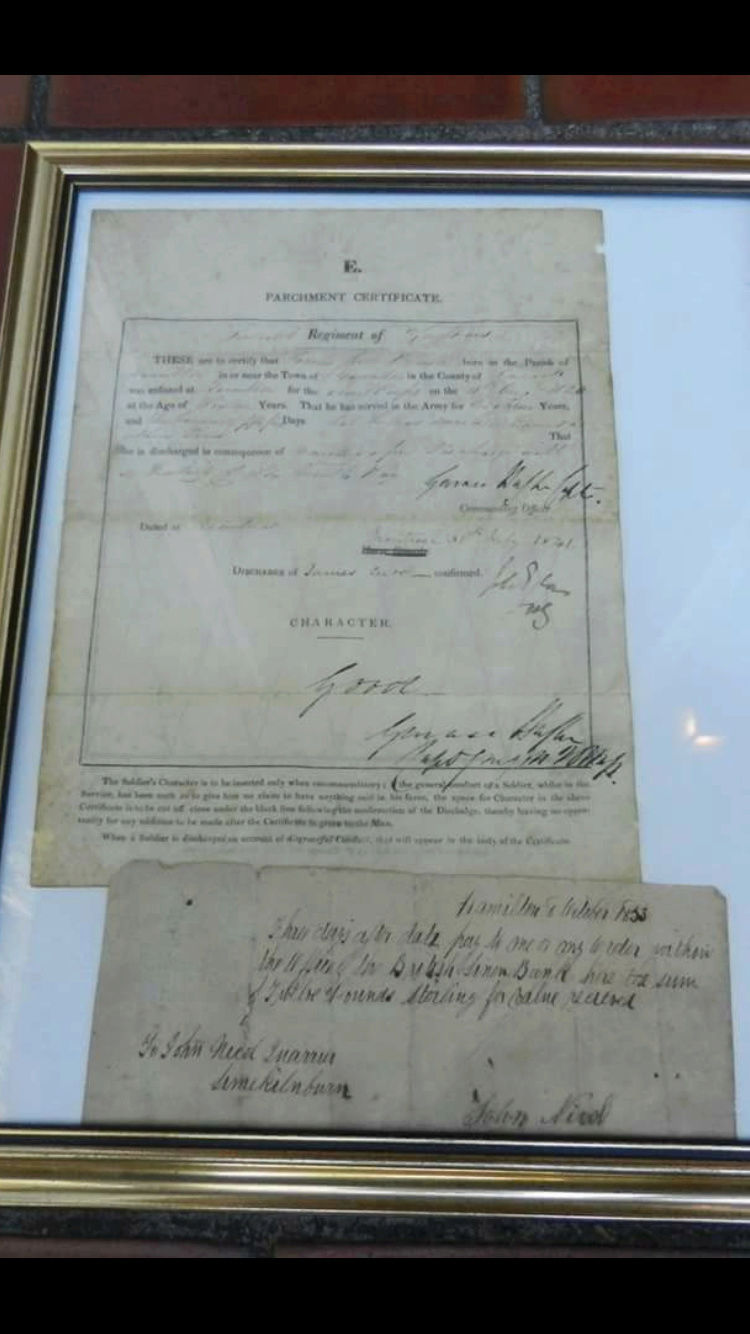 1840 discharge certificate Montreal  Img_1210
