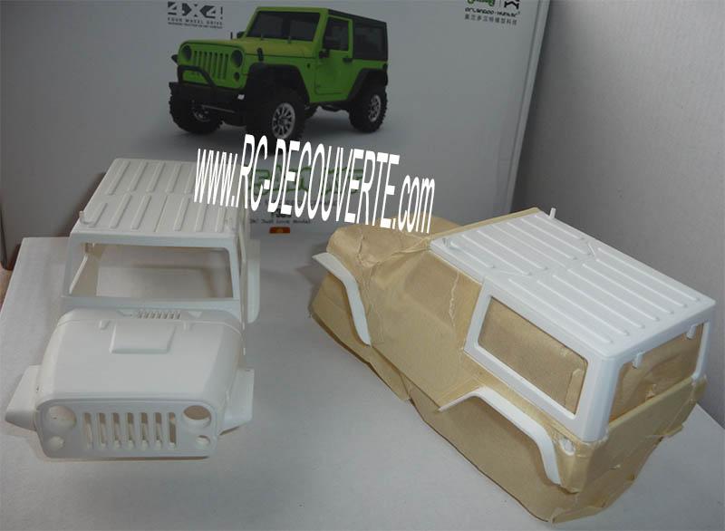 Orlandoo OH35A01 Kit Jeep 1/35 mini crawler présentation découverte montage et essai - Page 3 Orland16