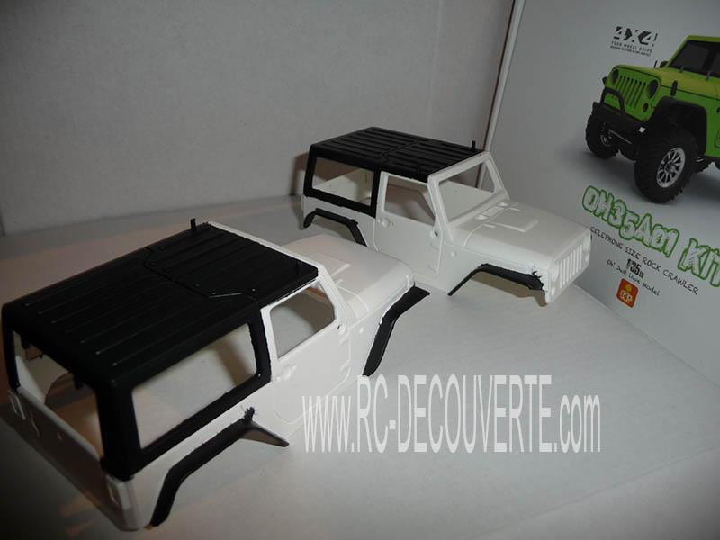 Orlandoo OH35A01 Kit Jeep 1/35 mini crawler présentation découverte montage et essai - Page 3 Orland19