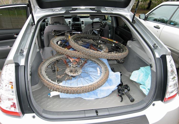 Transporter ses vélos avec une T@b 07012810