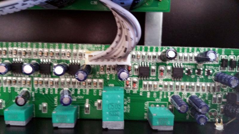 Mini-recensione amplificatore monofonico per subwoofer Reckhorn A-409 Reckho12