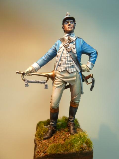 Trumpeter , 75 mm , Fer Miniatures P1090211