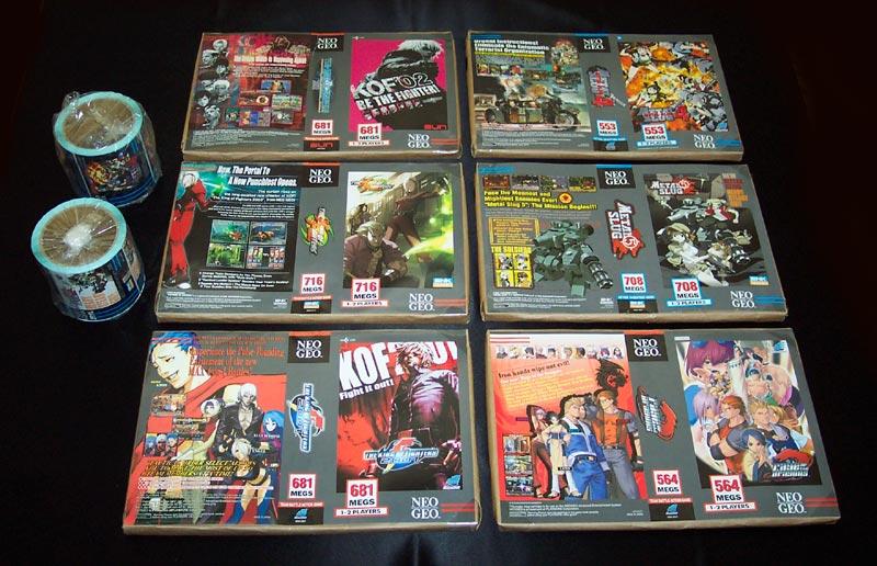 COTE ou EVOLUTION des prix de vente : jeux AES en version US (only) - Page 9 Img_0310