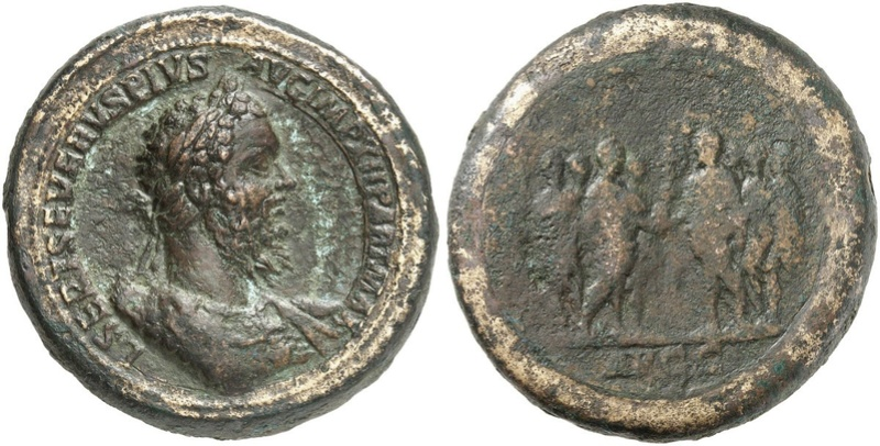 La folie ? Avis authenticité Médaillon Commodus Septim10