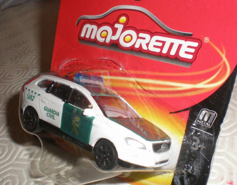 N°? Volvo XC60 SOS Espagne/Spain P1011110