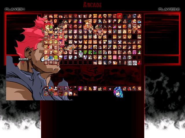 Tuto sencillo para achicar los portrait de los chars en el select screen? 110