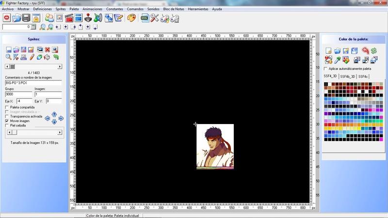 Tuto sencillo para achicar los portrait de los chars en el select screen? 410