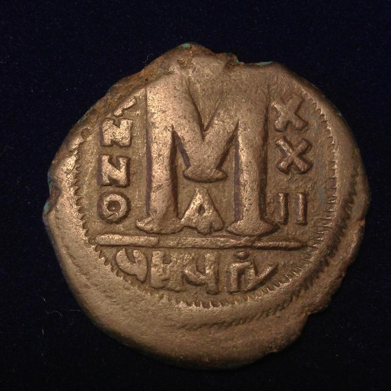 Follis Justinien sear#? Image22