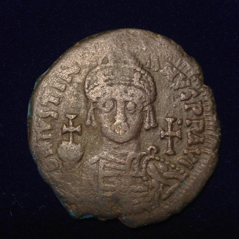 Follis Justinien sear#? Image23