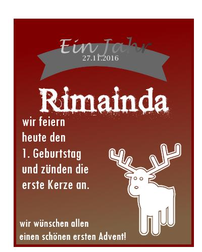 Rimainda sagt Danke!  Rimain10