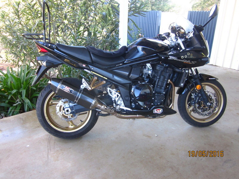 Migrating from Honda ST 1100 to Bandit Img_4510
