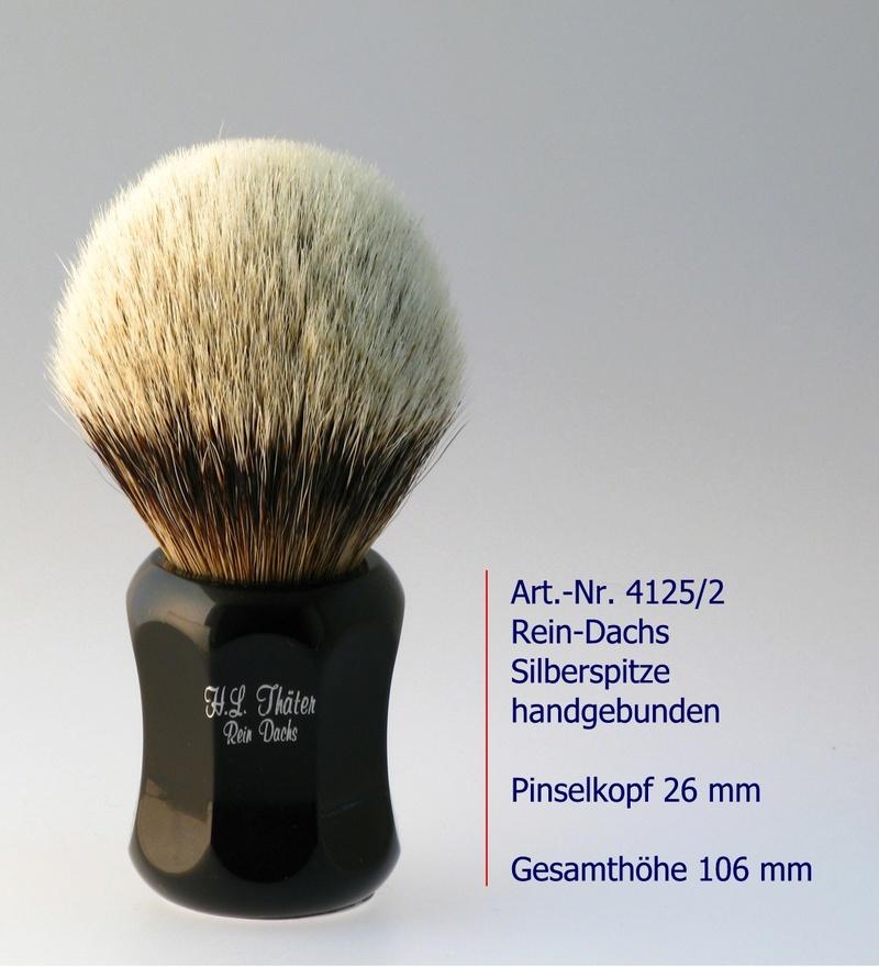Blaireau Manchurian 4125-210