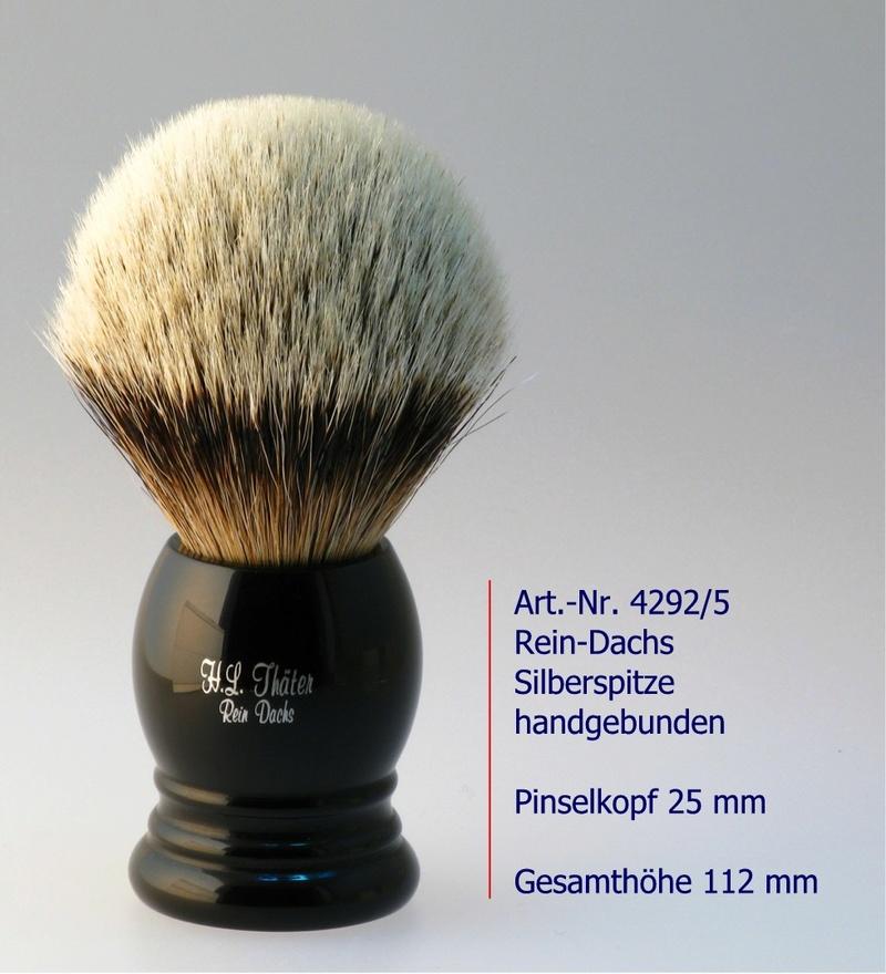 Blaireau Manchurian 4292-510