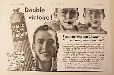 Le rasage, une page de pub ! Pub-pu10