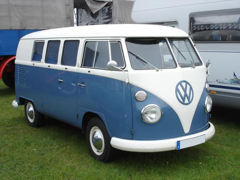 VW Transporter von Klausgrimma Vw-t1b12