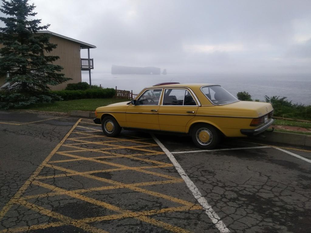Quelques photos de ma voiture, après mon quart de travail. Img_2022