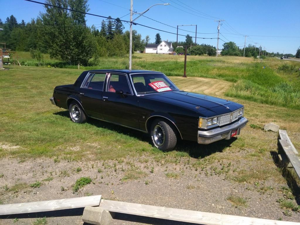 Oldsmobile Cutlass G-body à vendre. Img_2058