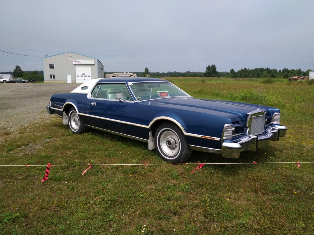 Lincoln Mark IV à vendre. Img_2061