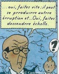 La grande histoire des aventures de Tintin. Jacque10