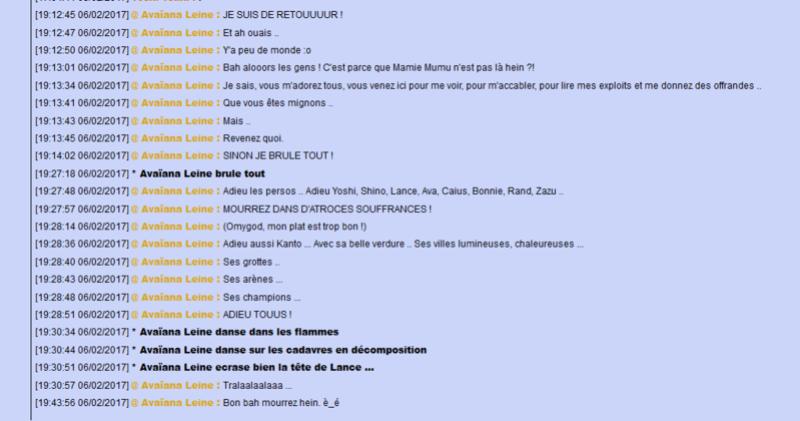 Les Perles de la ChatBox - Page 2 Mumubr10