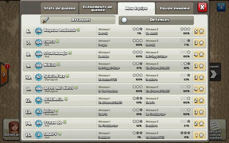 Guerre de clan du 15-16 novembre 2016 ( Raid pros!! - #PY9VRUG) Scree116