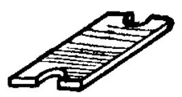 cale fibre entre chassis et ressorts 1846_b10