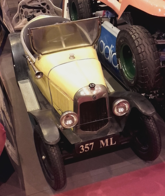 Retromobile 2017 Citroe10